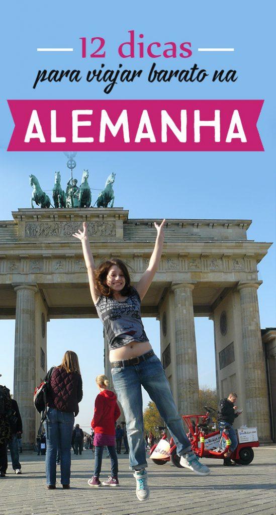 12 dicas para viajar barato na alemanha