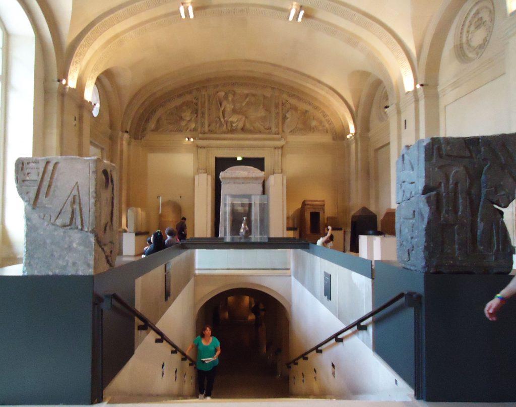 Antigo Egito no Museu do Louvre (1)