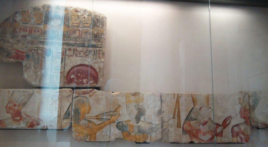 Antigo Egito no Museu do Louvre (2)