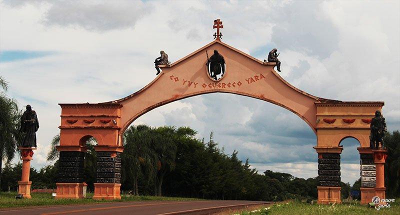 Ruínas de São Miguel das Missões rio grande do sul portal