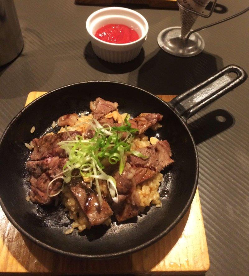 carne na chapa em kyoto