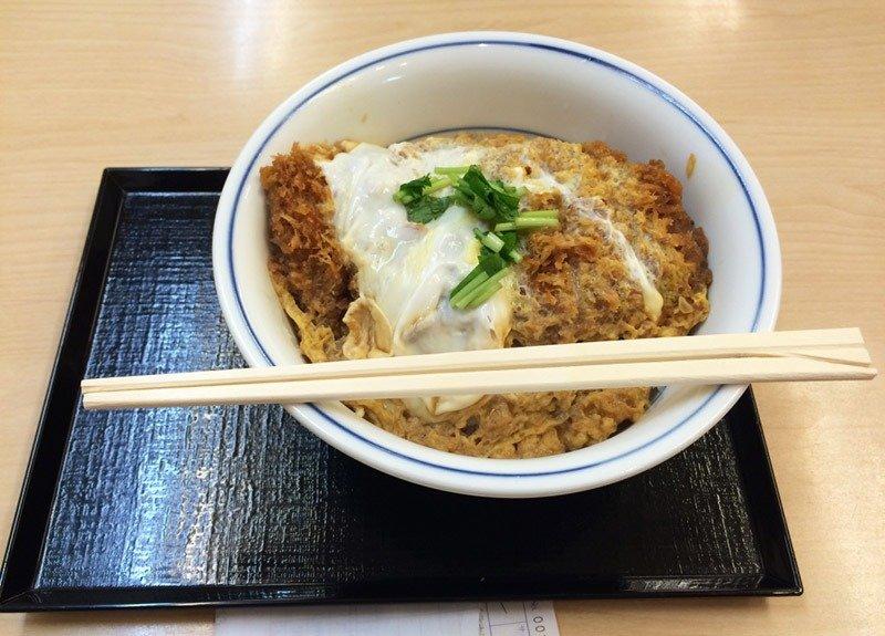 katsudon o que comer no japao