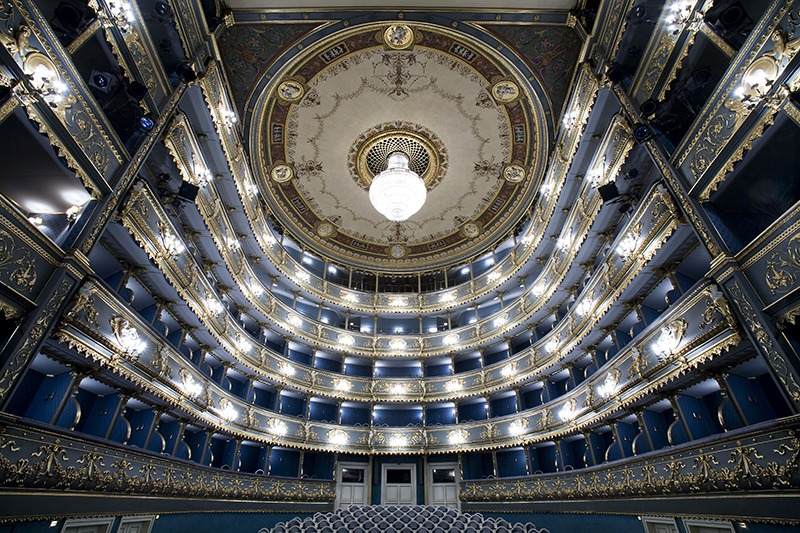 Narodni Divadlo, Estates Theater, Prague