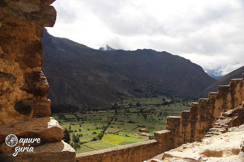 vale sagrado dos incas ollantaytambo