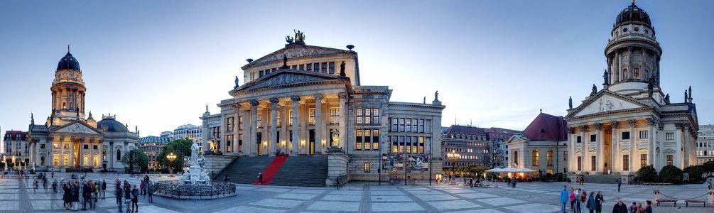 10 lugares legaisgrátis em Berlim Konzerthaus