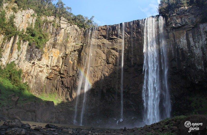 Cachoeira Rio dos Pardos santa catarina