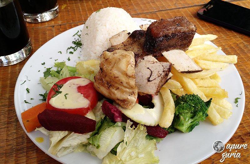 comida boa restaurante huaraz 13 buhos