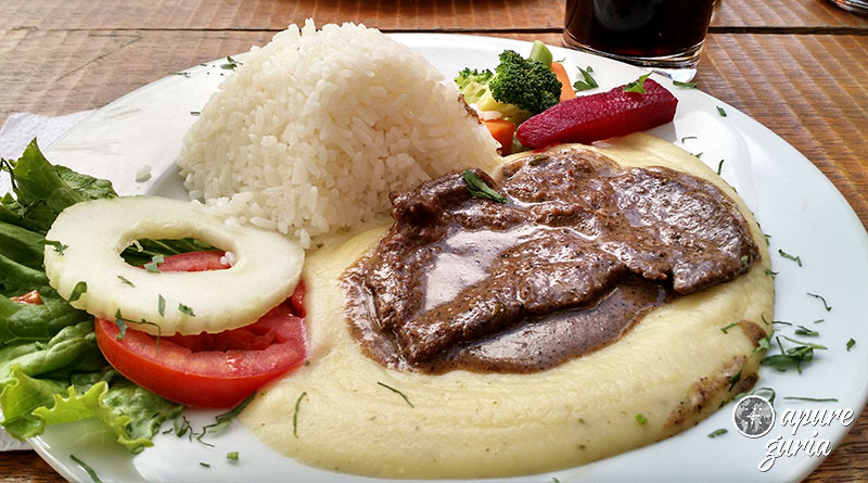 comida deliciosa huaraz restaurante peru 13 buhos