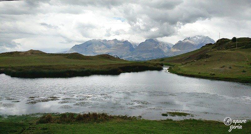 laguna Wilcacocha trekking em huaraz