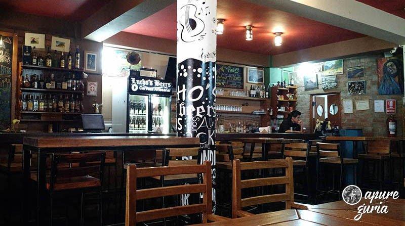 onde comer em huaraz 13 buhos restaurante