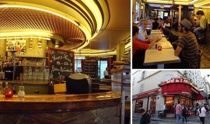 passeios gratis cafe amelie poulain