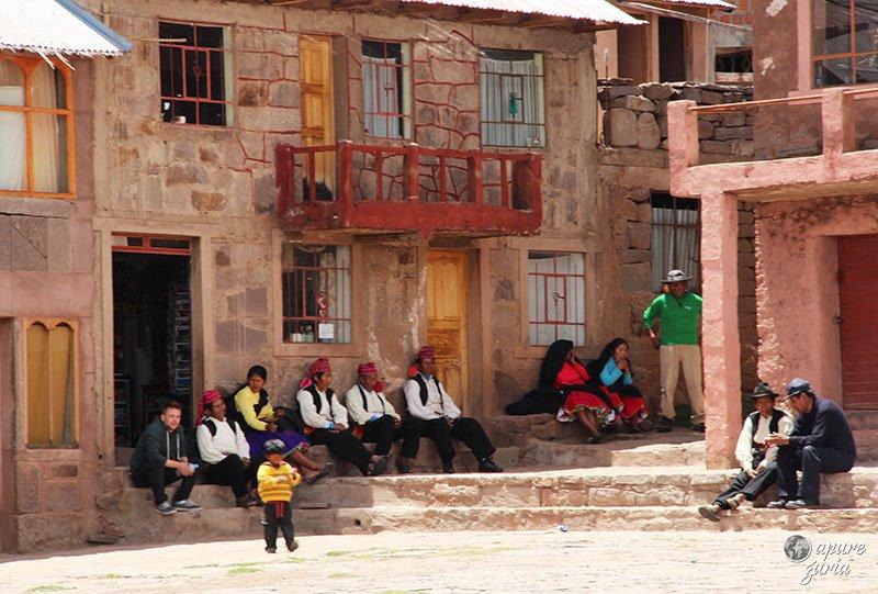 povo aymara peru titicaca puno