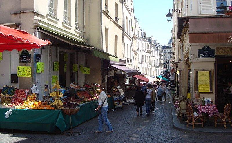 rues Mouffetard paris gratis