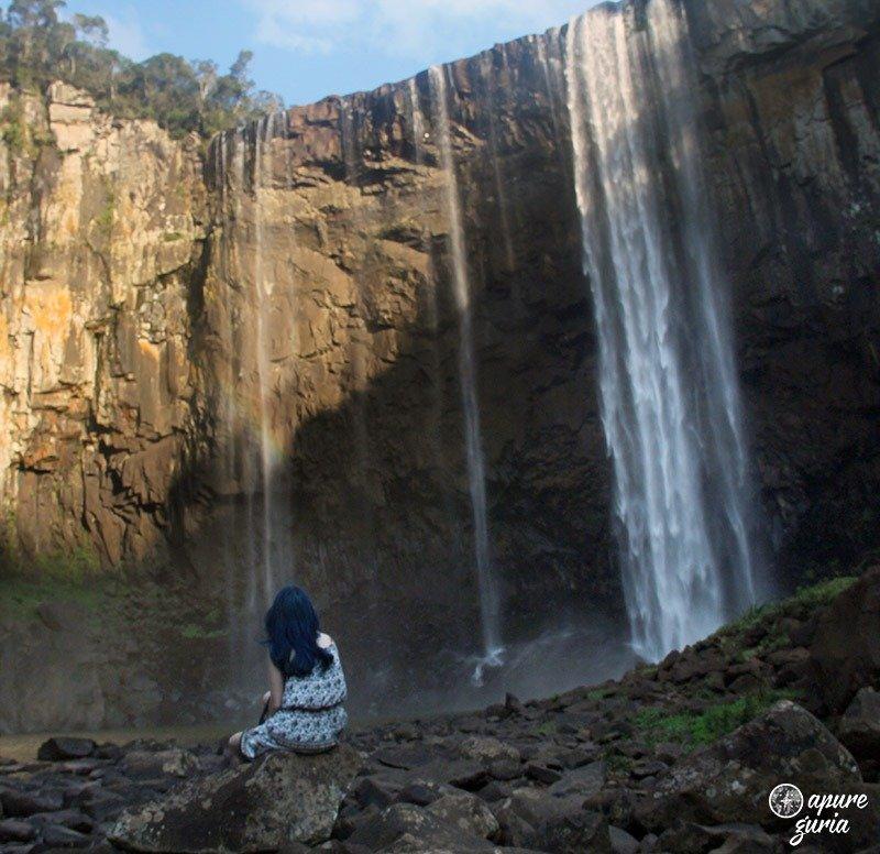 salto Rio dos Pardos santa catarina