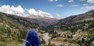 trekking laguna Wilcacocha huaraz peru