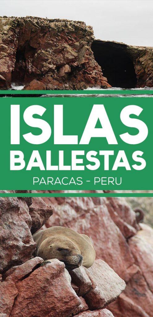 Dicas de passeio em Paracas, Islas Ballestas no Peru