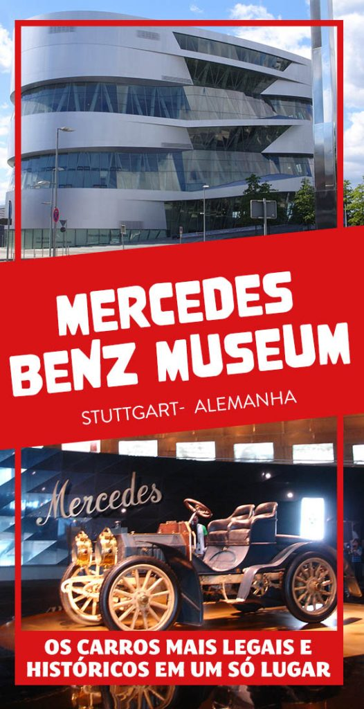 Museu Mercedes-Benz na Alemanha