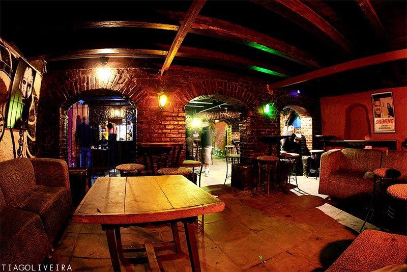 blood rock bar curitiba bar rock