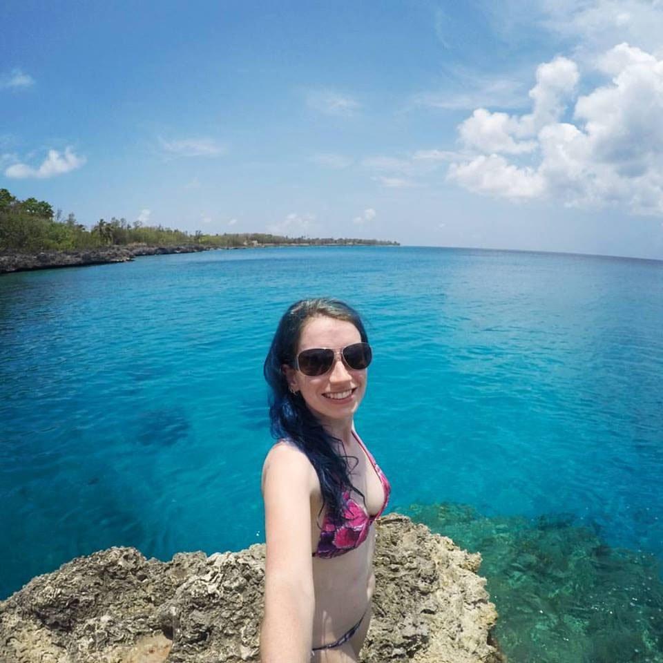 gastos san andres colombia caribe la piscinita