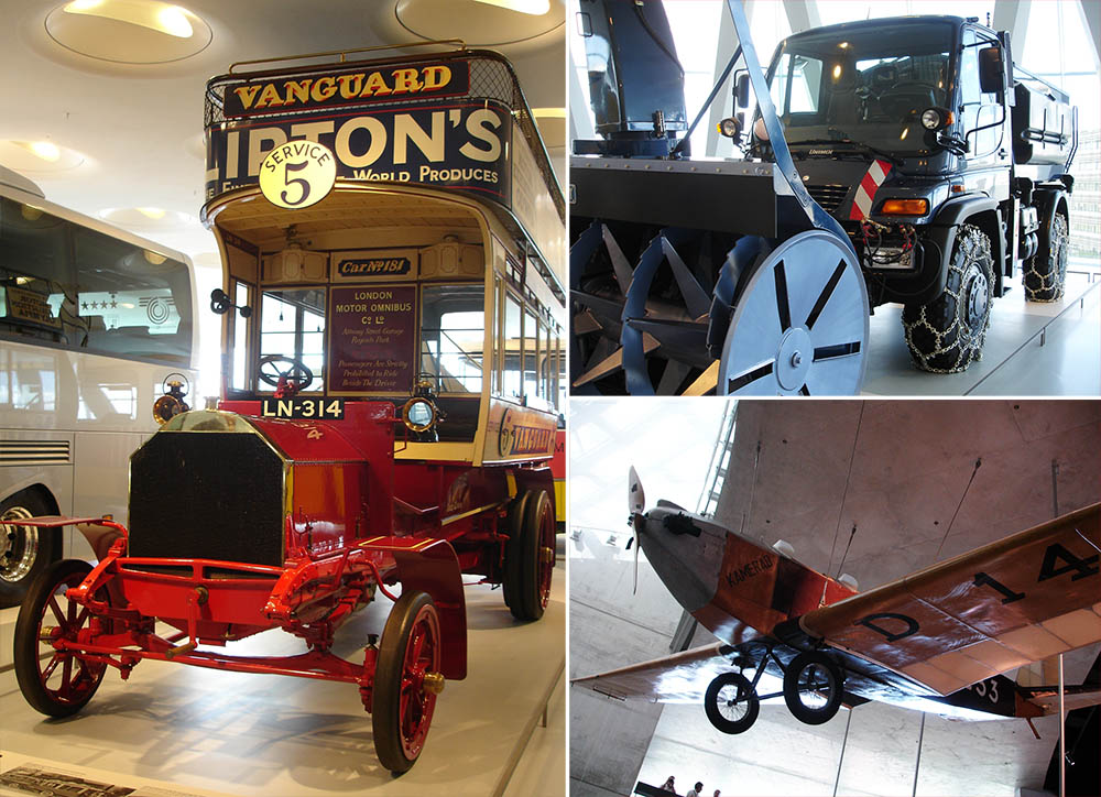 mercedes-benz museu carros