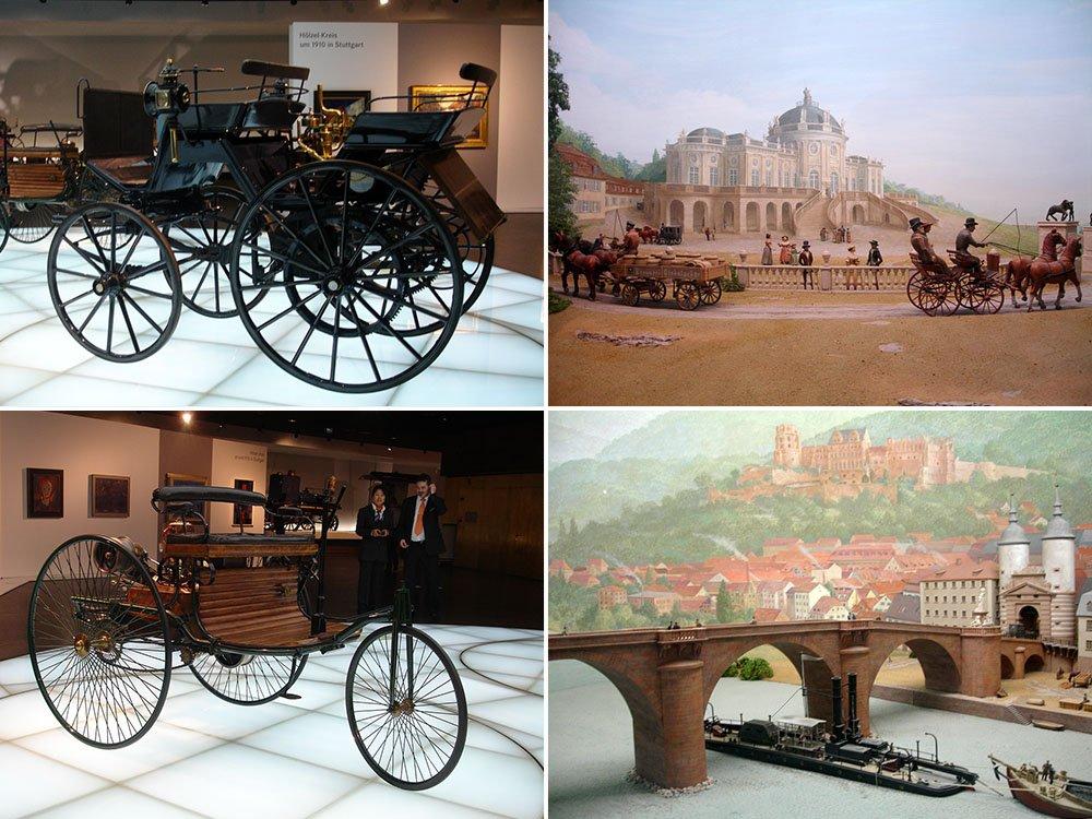 mercedes-benz museum stuttgart inicio