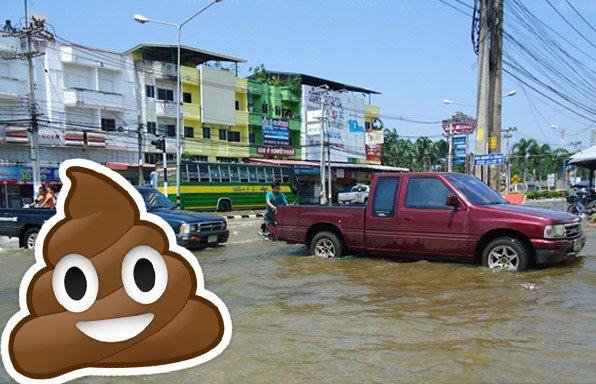 perrengue na asia enchente monções