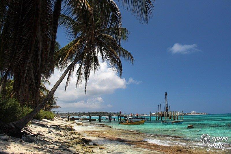 porto ilha johnny cay san andres