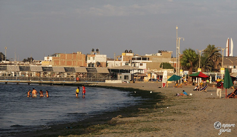 praia de paracas ilhas ballestas