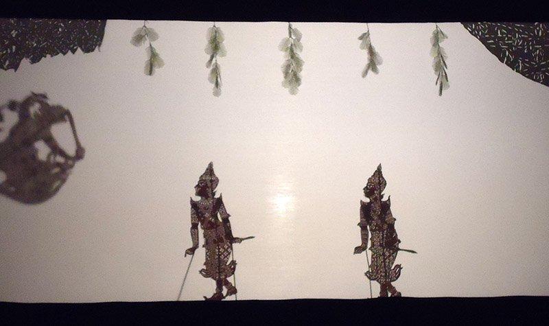 teatro de sombras camboja perrengues na asia