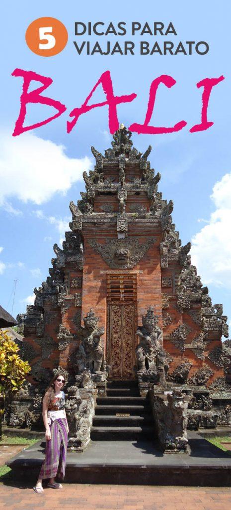 5 dicas para viajar barato em bali indonesia