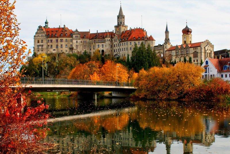 Sigmaringen Schloss castelos alemanha