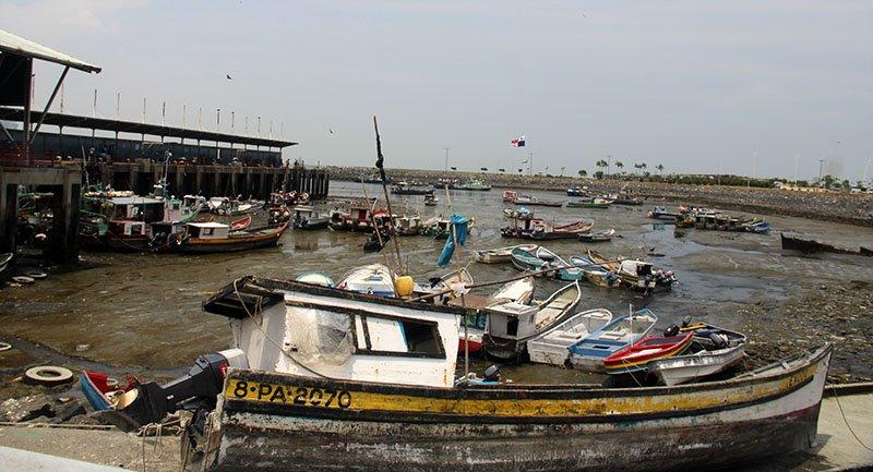barcos pescadores panama