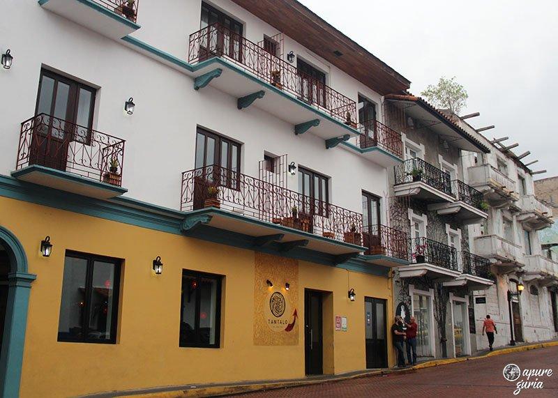 casco viejo restaurantes