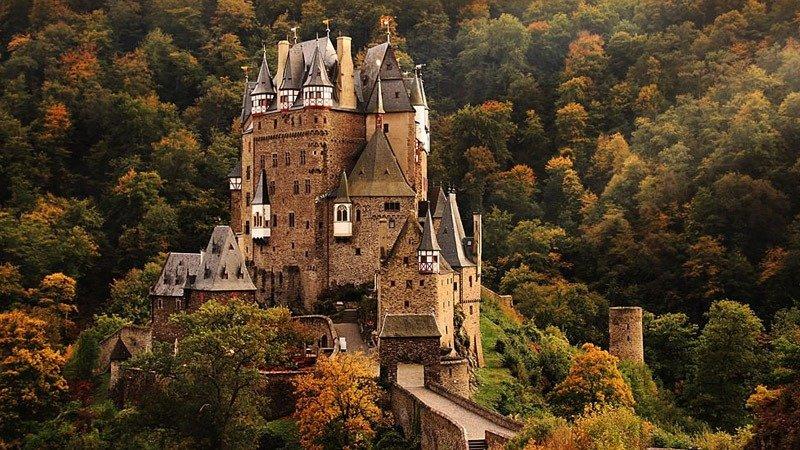 castelo alemanha eltz
