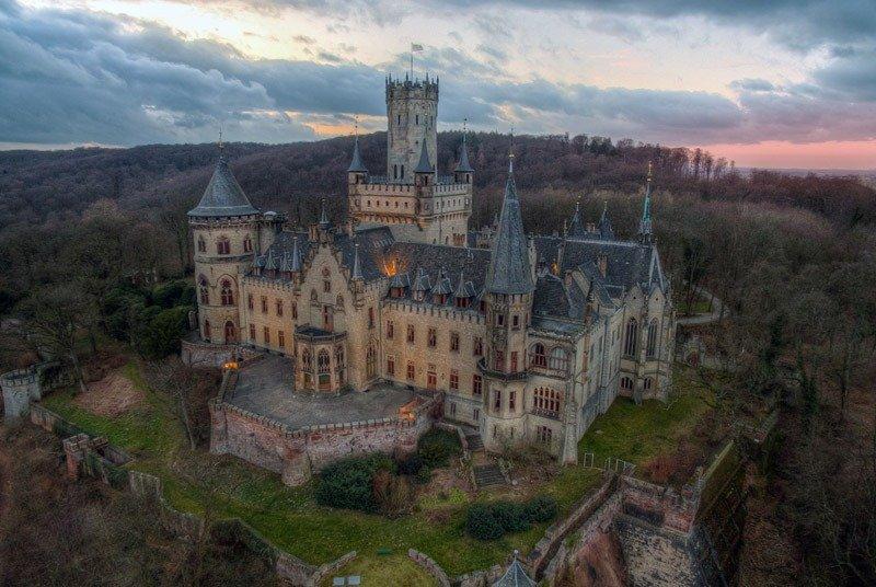 castelo marienburg alemanha
