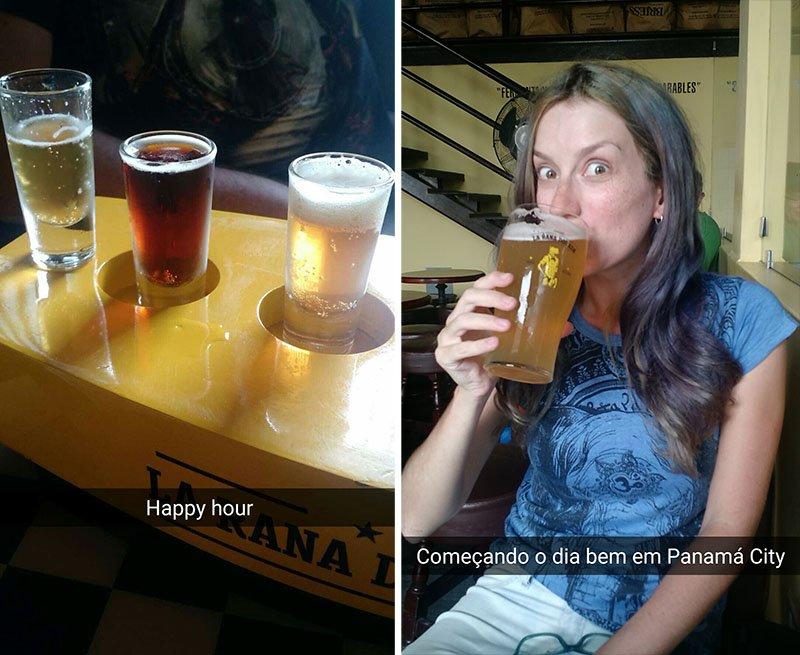 cerveza panama rana dorada