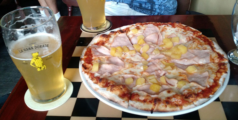 pizzaria panama