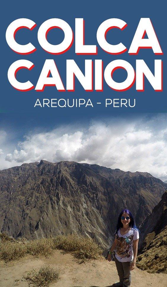 Canion del Colca, um passeio incrível com condores em Arequipa Peru