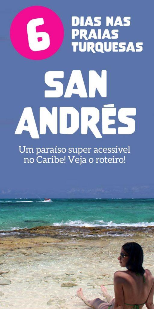 Roteiro em San Andres no Caribe Colombiano, melhores praias, onde ficar, custos