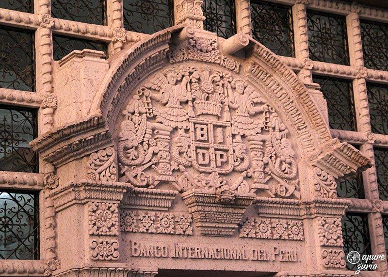 arequipa banco internacional del peru