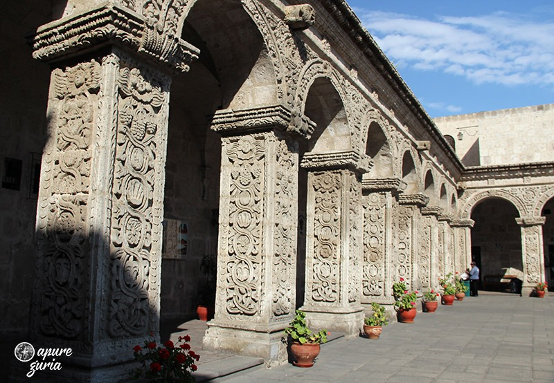 detalhes arquitetura peru arequipa