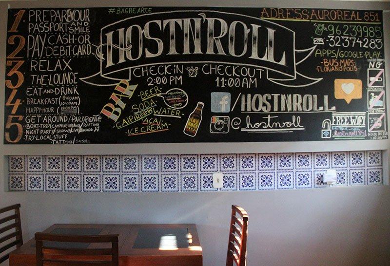 host n' roll floripa