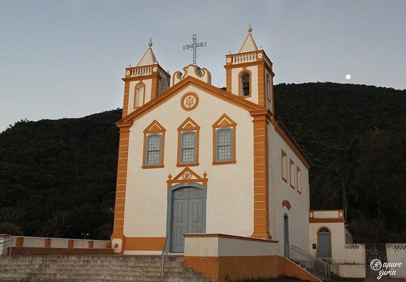 igreja da freguesia ribeirão da ilha florianopolis