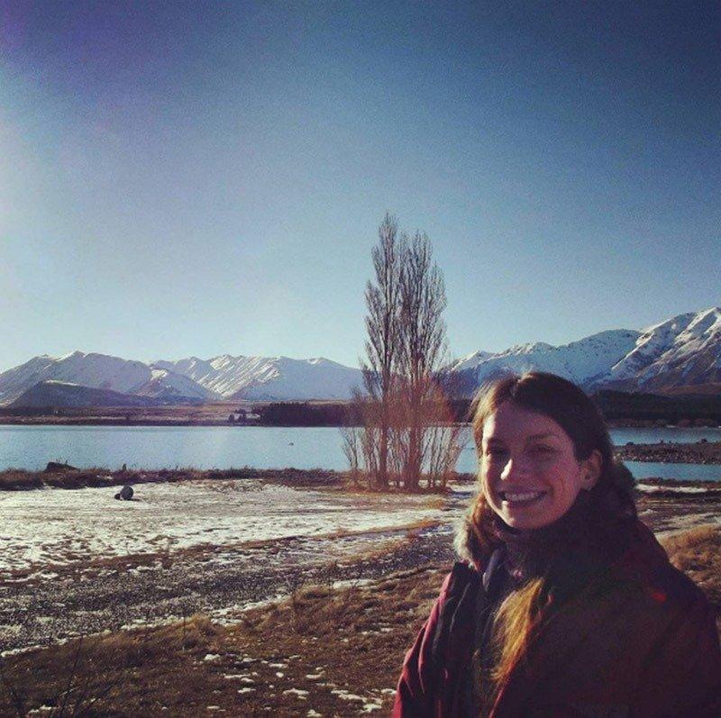inverno nova zelandia tekapo montanhas