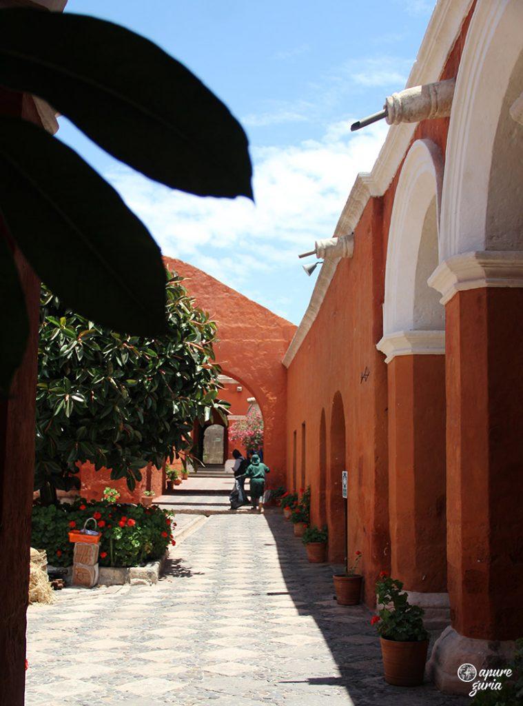 monastério de santa catalina arequipa peru
