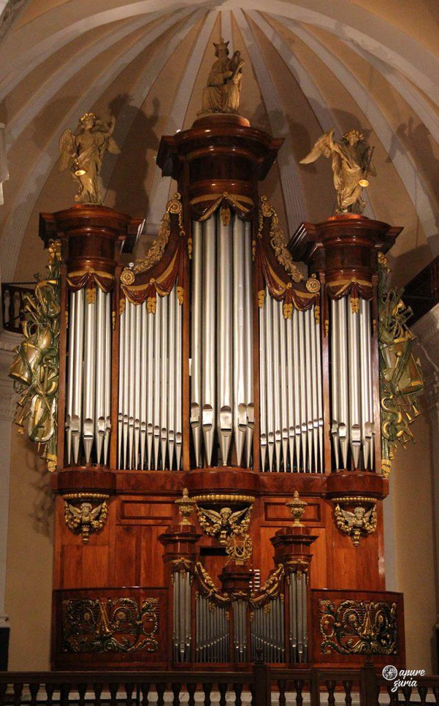 orgao catedral arequipa