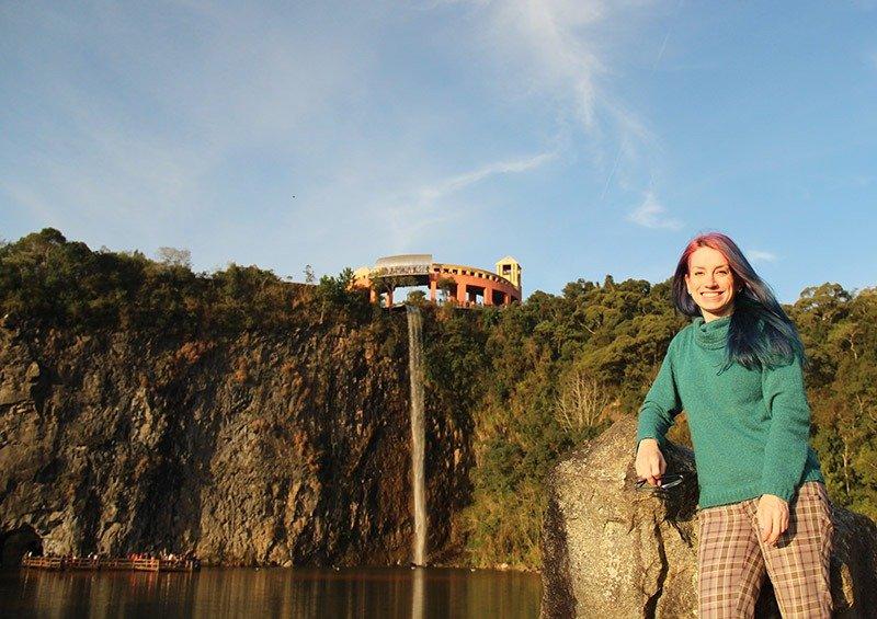 Cachoeira do Parque Tanguá