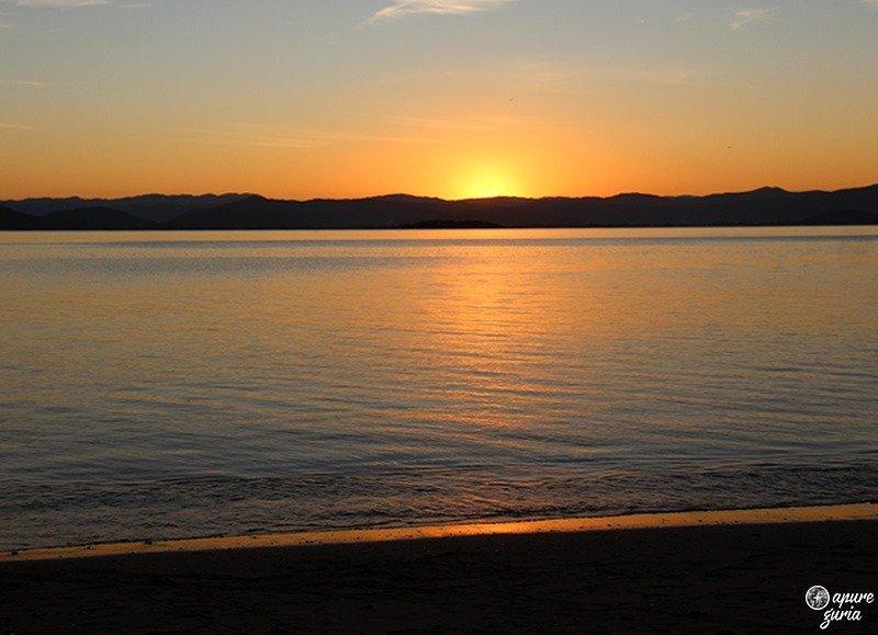 ribeirao da ilha florianopolis por do sol lindo