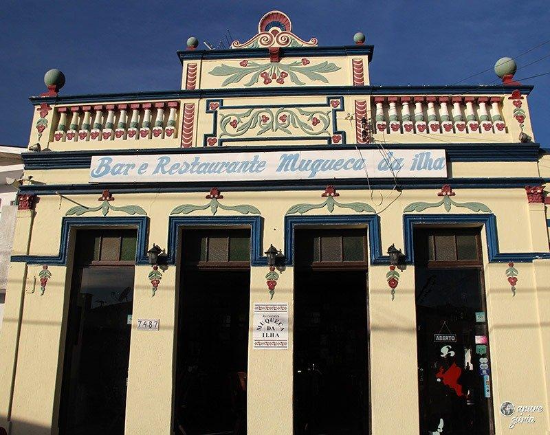 ribeirao da ilha restaurantes portugueses
