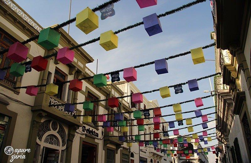 rua arequipa plaza de armas